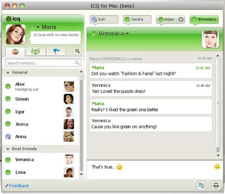 ICQ 7.4