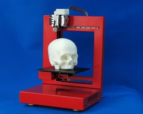 Портативный 3D принтер