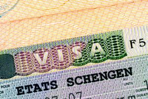 шенгенская визу