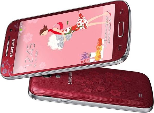 Samsung Galaxy S4 La Fleur