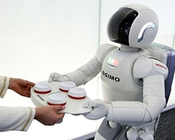 Японцы создают новый «мозг» для роботов