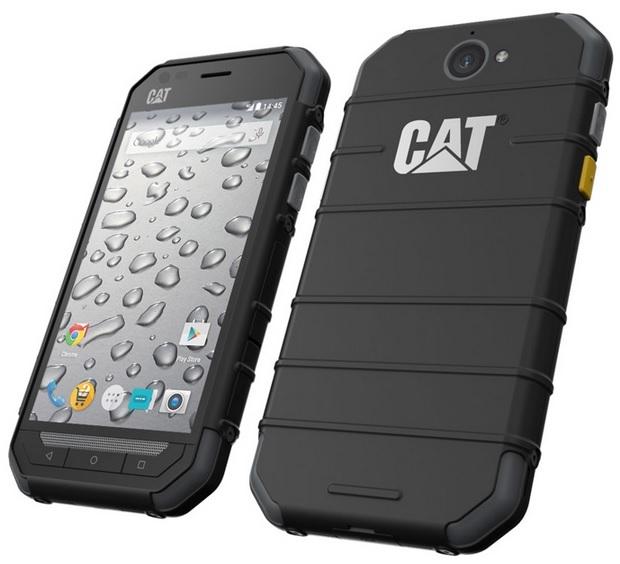 """""""Внедорожный"""" смартфон Cat S30"""