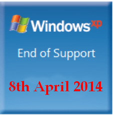 Windows-XP-Support-Ending