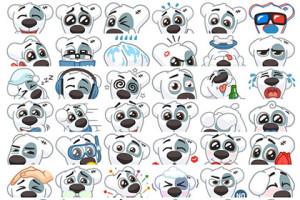 «ВКонтакте» обзаведется своим набором стикеров