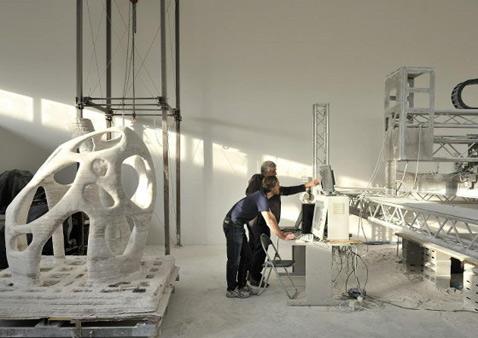 В Амстердаме напечатают на 3D-принтере мост через реку