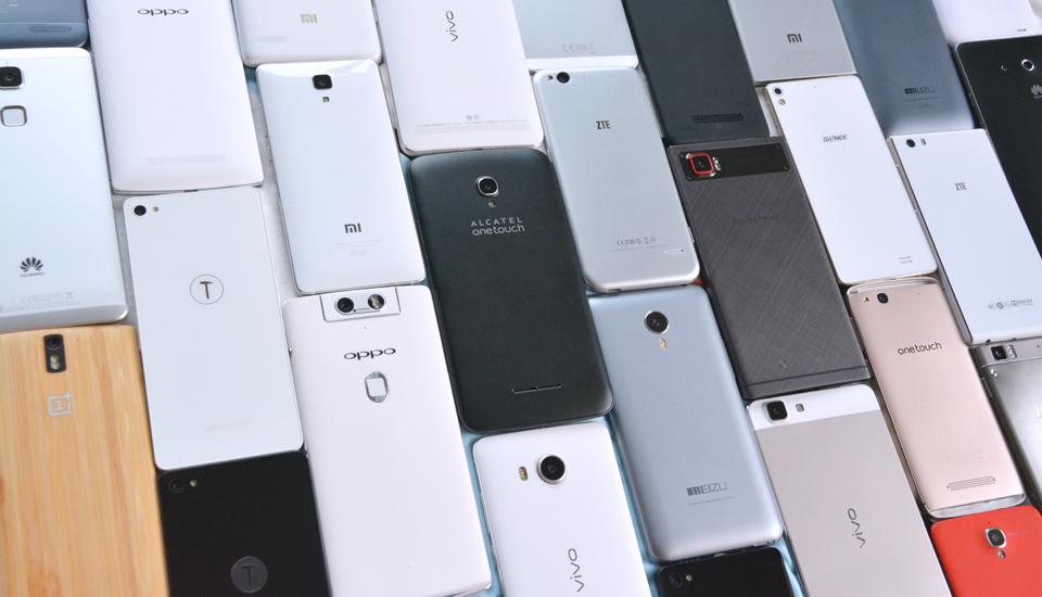 китайские смартфоны 2016