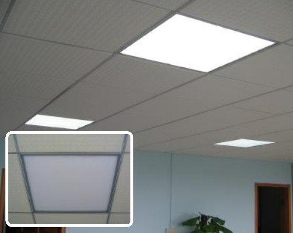 Офисные светодиодные светильники